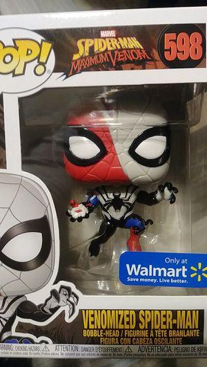 Venmized spider man funko pop for Sale in Sun City, AZ