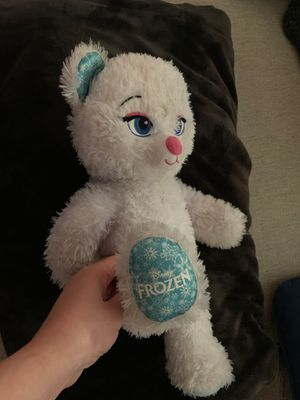 Elsa build a bear for Sale in Glendale, AZ