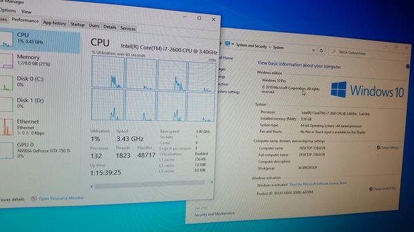 i7 Starter Gaming PC