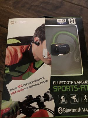 Cellet wireless earbuds for Sale in Noblesville, IN