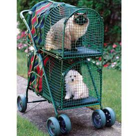 Pet Stroller Double Decker for Sale in Largo, FL