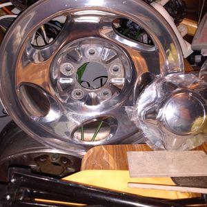 17 Inch Ford Rims for Sale in Dallas, NC