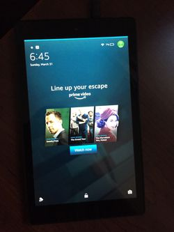 Amazon fire tablet for Sale in Wheaton,  MD