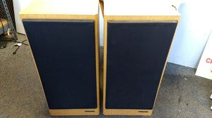 Vintage audio dimension speakers. Work great. for Sale in El Cajon, CA
