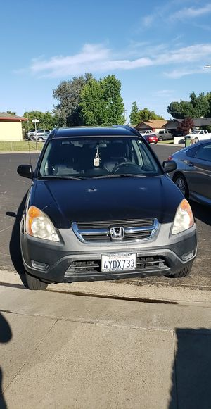 02 Honda CRV for Sale in Lodi, CA