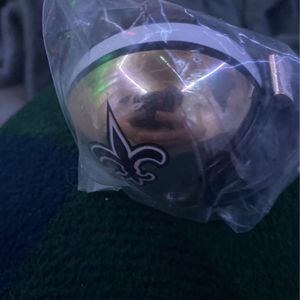 Saint Football Collector Helmet for Sale in Belington, WV