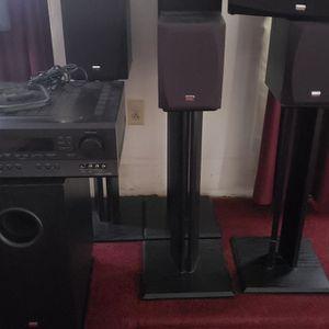 Surround sound system for Sale in Suffolk, VA