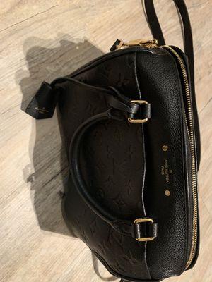 Black Louis Vuitton Monogram handle bag for Sale in Atlanta, GA