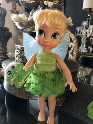 """DISNEY ANIMATORS' COLLECTION TINKER BELL DOLL 16"""" for Sale in Miami, FL"""