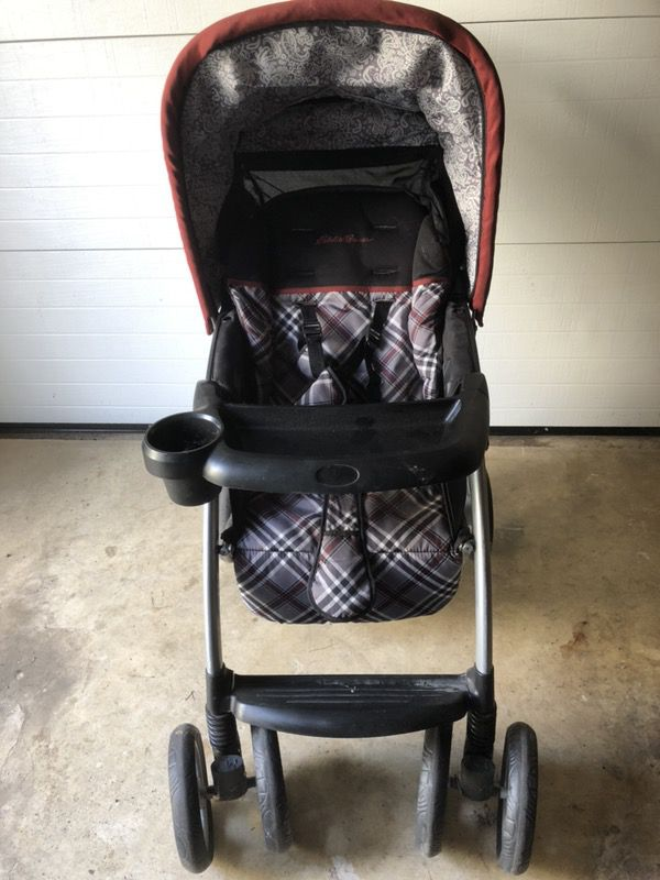 Hardly used Stroller - free