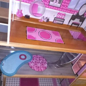 Barbie Doll House With Accessories for Sale in San Diego, CA