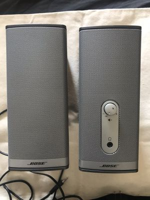 Bose Companion2 Series II multimedia speaker system for Sale in Scottsdale, AZ