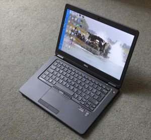 Fast - Super Thin + Light - Dell Business Laptop for Sale in Long Beach, CA
