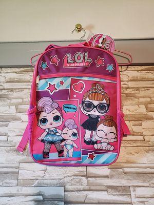 Lol surprise dolls backpack for Sale in Phoenix, AZ