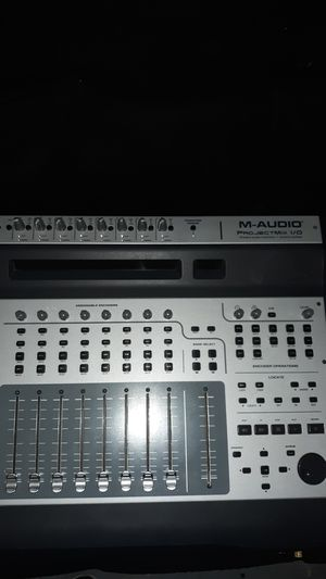 M Audio project mix i/o for Sale in San Antonio, TX