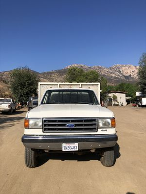 1989 Ford F-350 Dump Truck for Sale in Lakeside, CA
