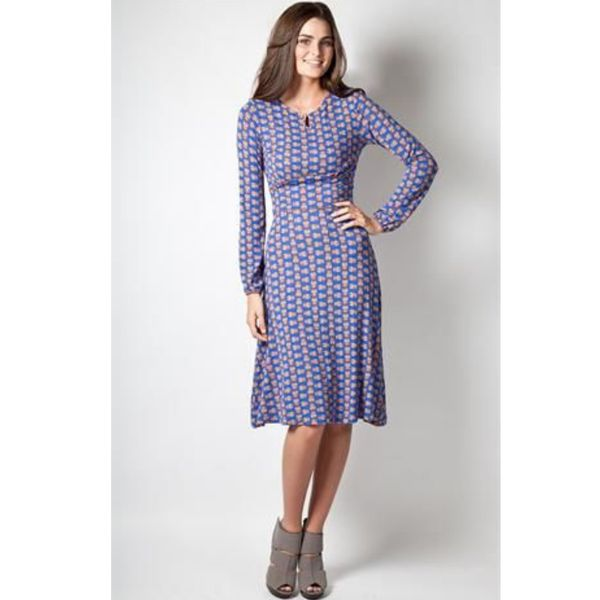 DownEast Retro Vibe Dress