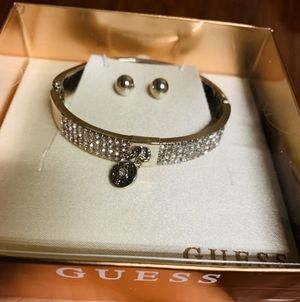 Guess, Silver Set for Sale in Lacey, WA
