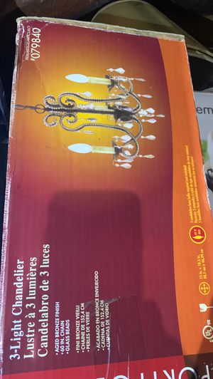Chandelier for Sale in West Covina, CA