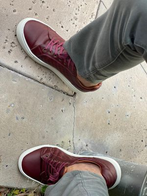 """Brand New Authentic Handcrafted """"LEO FRATTINI'S"""" Sneakers and Boots. REAL NATURAL FULL GRAIN LEATHER IN AND OUT. GET THEM IN 3 DAYS NATIONWIDE for Sale in Portola Valley, CA"""