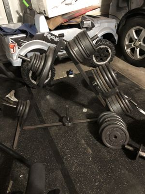 WEIGHT PLATES + MORE for Sale in Mesa, AZ
