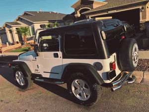 ✅Ask for 💲 1500 urgentl 2006 Jeep Wrangler for Sale in Columbus, GA