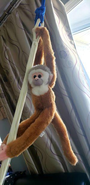 K & M INTERNATIONAL Hanging MonkeyStuffed Animal for Sale in Rosedale, MD
