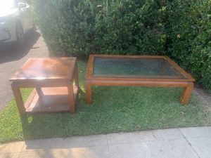 FREE mid century tables for Sale in Pasadena, CA