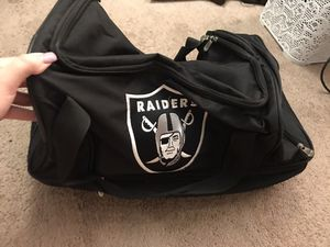 Raider suitcase for Sale in Carmichael, CA