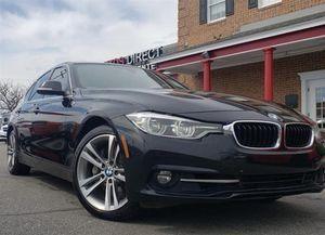2016 BMW 3 Series for Sale in Fredericksburg, VA
