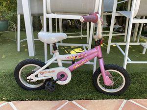 Little girl bike- size 12 for Sale in San Diego, CA