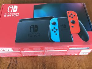 Nintendo Switch V2 + 64GBmemory card for Sale in San Diego, CA