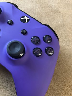 """The Purple People Eater"" Custom Xbox One Wireless Controller! for Sale in Corona, CA"