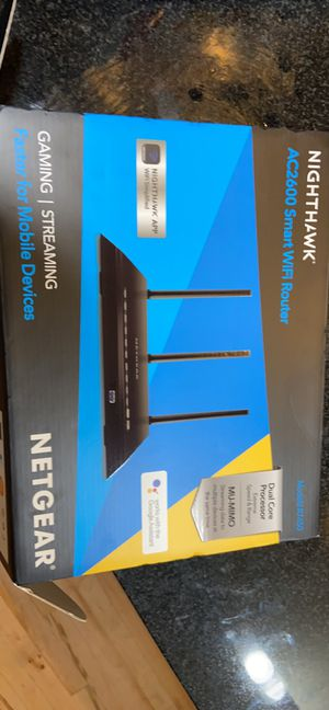 WiFi router for Sale in Prince George, VA
