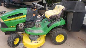 John Deere Tractor LA115 Lawn Mower for Sale in Phoenix, AZ