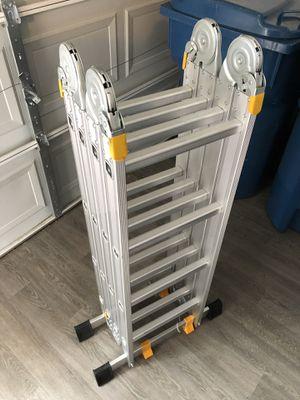 Aluminum folding ladder for Sale in Las Vegas, NV