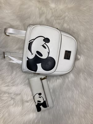 Mickey Mouse loungefly mini backpack for Sale in Laveen Village, AZ