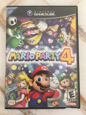 Mario Party 4 for Nintendo GameCube for Sale in Brentwood, CA