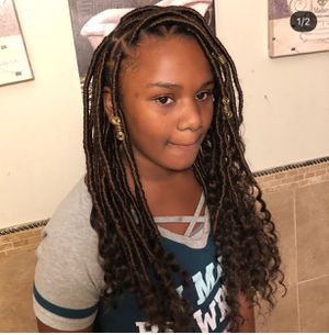 Goddess/Faux locs for Sale in Euclid, OH