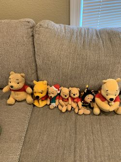 Winnie The Pooh for Sale in San Jose,  CA