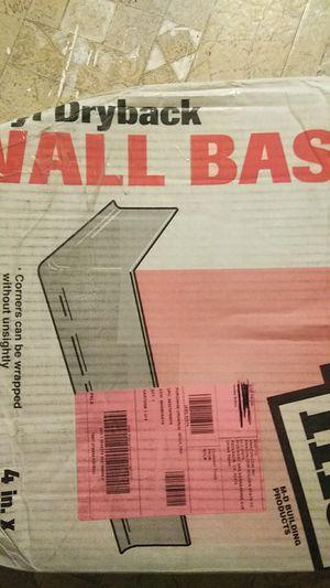 Vinyl setback base for Sale in Stockton, CA