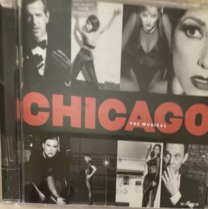 CD THE MUSICAL CHICAGO for Sale in New Britain, CT