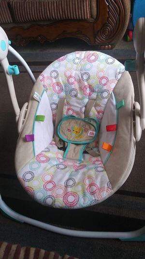 Bright Stars Baby Swing for Sale in Saint Charles, MD