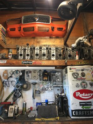 Mazda rx2 rx3 rx7 12a 13b rotary parts for Sale in Los Angeles, CA