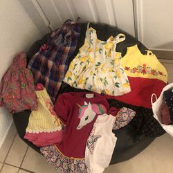 Lot Of 64 Pieces Girls Clothing for Sale in Hollywood,  FL