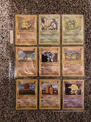 Pokemon Cards WOTC for Sale in Covington, WA