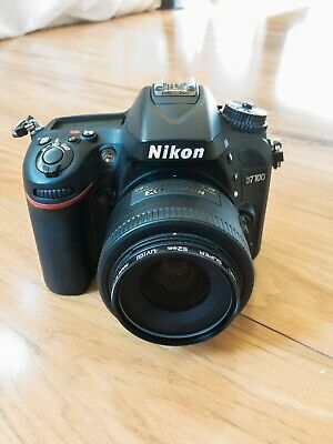 Nikon D7100 Digital Camera 24MP with 35mm F1.8 DX kit lens DSLR for Sale in Ponte Vedra Beach, FL