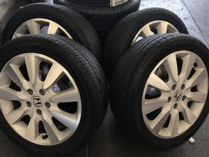 "Honda OEM 17"" Wheels for Sale in Santa Ana, CA"