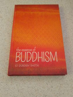 The Essence Of Buddhism Book Like New for Sale in Philadelphia,  PA