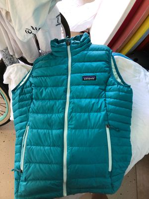 Patagonia puffer vest jacket for Sale in Chula Vista, CA